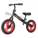 Balansinis dviratukas Black Red Sport