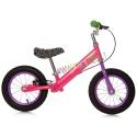 Balansinis dviratis–paspirtukas Easy Go Pink