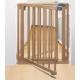 Mediniai apsaugos varteliai Safety1st Easy Close Natural Wood