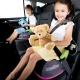 Trunki nešioma autokėdutė - vaikiška kuprinė Boostapak