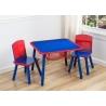 Staliukas su dviem kėdutėm Blue