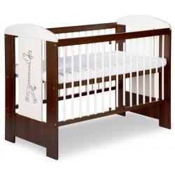 Vaikiška medinė lovytė Safari
