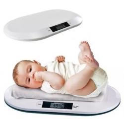TopCom skaitmeninės kūdikių svarstyklės