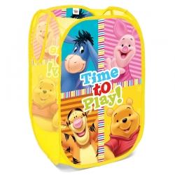 Krepšys  - dėžė žaislams Disney Winnie the Pooch