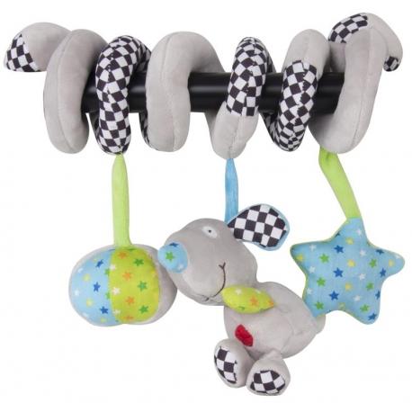 Pakabinamas žaislas - spiralė Mouse