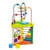 Ergoterapinis medinis žaislas 5in1