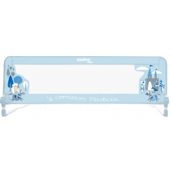 Asalvo apsaginis bortelis lovai Fairytale Light Blue 150 cm.