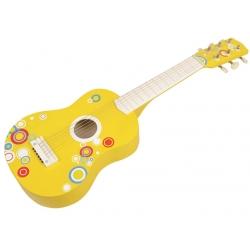 Gitara medinė Bubble su 6 metalinėmis stygomis