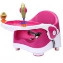 Kompaktiška maitinimo kėdutė Pink