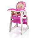 Kėdutė–transformeris Pink Bubble