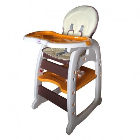 Kėdutė–transformeris Brown Orange
