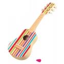 Gitara medinė Strype su 6 metalinėmis stygomis