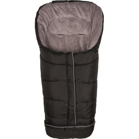 Vokelis-miegmaišis K2 polyester Black 100x50 cm.
