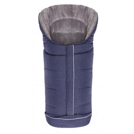 Vokelis-miegmaišis K2 Soft Pongee Blue 100x50 cm.