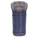 Vokelis-miegmaišis K2 Soft Pongee Blue Melange 100x50 cm.