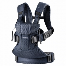 BabyBjorn nešynė ONE Mesh AIR Navy Blue