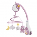 Chicco karusele Next2Dreams 3in1 (spalva - rožinė)