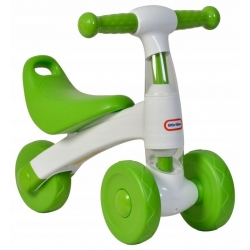Mini triratukas - paspirtukas Little Tikes Green
