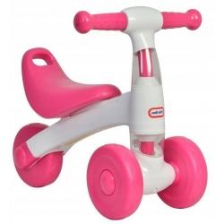 Mini triratukas - paspirtukas Little Tikes Pink