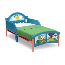 Woodland vaikiška lova 140x70 cm.