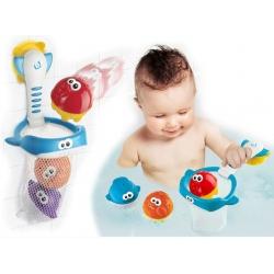 BKids vonios žaislas Krepšinis - semtuvas