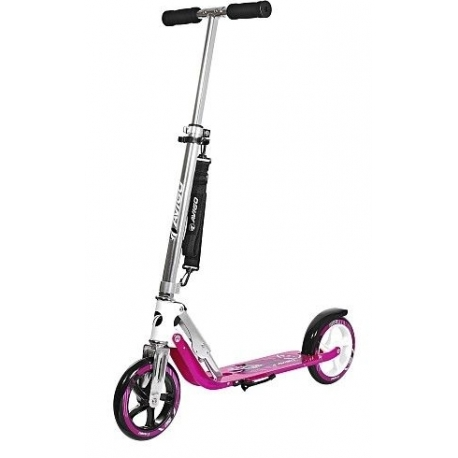 Paspirtukas Avigo Big Wheel Pink 205 mm.
