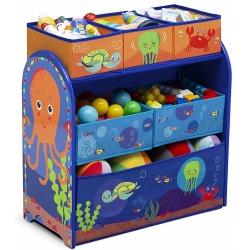 Žaislų dėžė - lentyna Vandenynas
