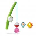 Munchkin vonios žaislas Žvėjyba