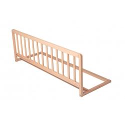 Apsauga lovai medinė Natural 110 cm.