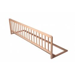 Apsauga lovai medinė Natural 140 cm.