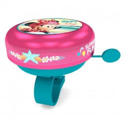 Vaikiškas dviračio skambutis Disney Minnie