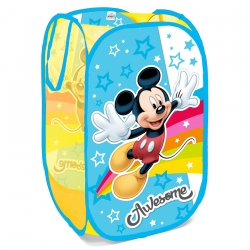 Krepšys  - dėžė žaislams Disney Mickey
