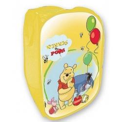 Pop Up žaislų krepšys  - dėžė Disney Mike Pukuotukas