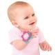 Riešinės kūdikiui Bright Starts Pretty in Pink