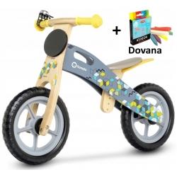 Medinis balansinis dviratis Casper