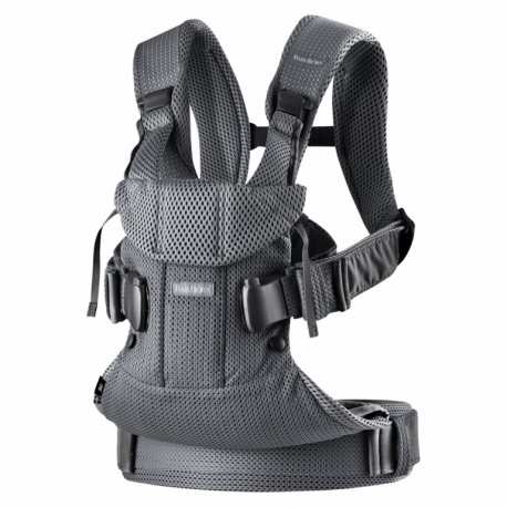 BabyBjorn nešynė ONE Mesh AIR Anthracite