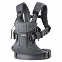 BabyBjorn nešynė ONE AIR Anthracite Mesh