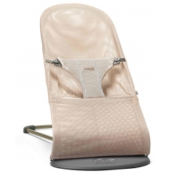 BabyBjorn gultukas Bliss Pearly Pink