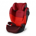 Cybex Solution M-Fix Rumba Red autokėdutė