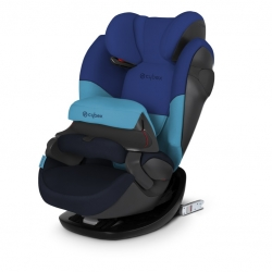 Cybex autokėdutė Pallas M-Fix Blue Moon