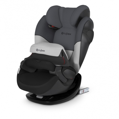 Cybex autokėdutė Pallas M-Fix Grey Rabbit