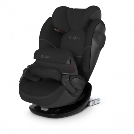 Cybex autokėdutė Pallas M-Fix Pure Black
