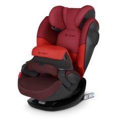Cybex autokėdutė Pallas M-Fix Rumba Red