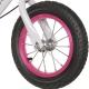 Balansinis dviratukas Adventure Pink