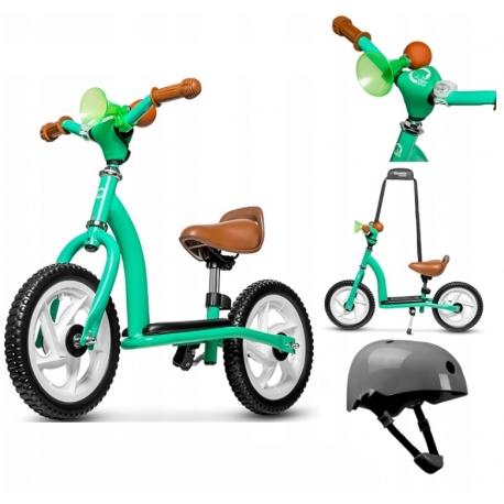 Balansinis dviratukas su platforms ROY + šalmas