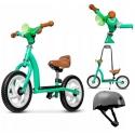 Balansinis dviratukas su platforma ROY + šalmas