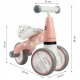 Mini triratukas - paspirtukas Pink Pastel
