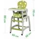 Maitinimo kėdutė–transformeris Green Circle 2in1