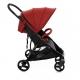 Coto Baby  vežimėlis LOCA Linen Red