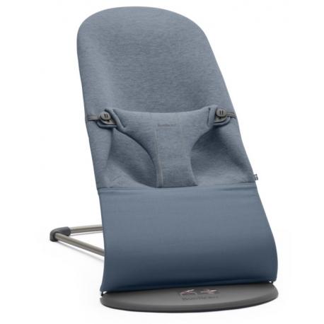 BabyBjorn Soft 3D Jersey Dove  Blue gultukas-kėdutė